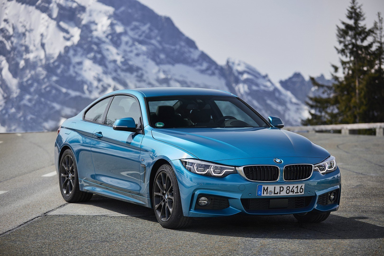 Latest 2018 Bmw 440I M Sport Coupe Gets New Launch Photos And Free Download