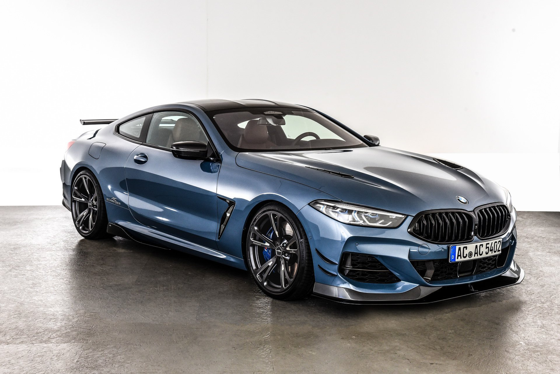 Latest Bmw 8 Series Coupe Ac Schnitzer Tuning Project Is Free Download