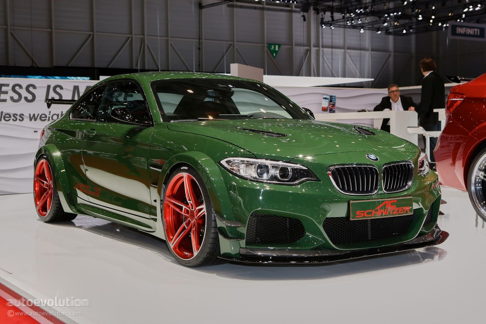 Latest 570 Hp Ac Schnitzer Acl2 Roasts The M2 Using M4 Engine Free Download