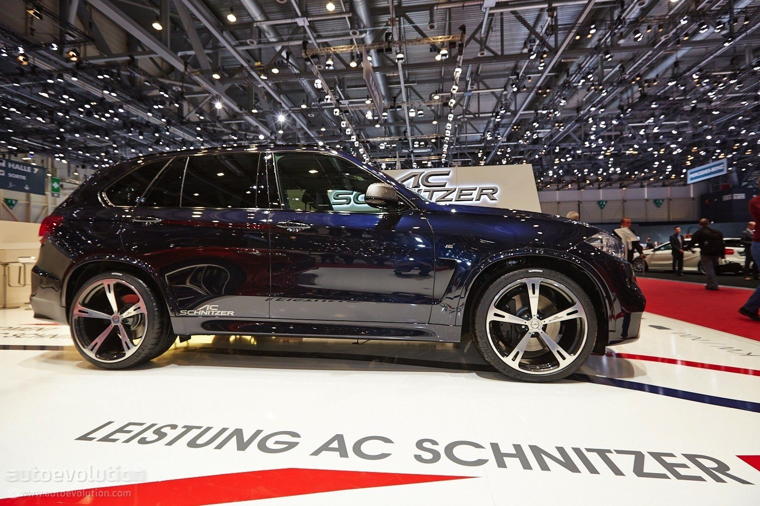 Latest Ac Schnitzer Bmw X5 M50D Shines Bright In Geneva Live Free Download
