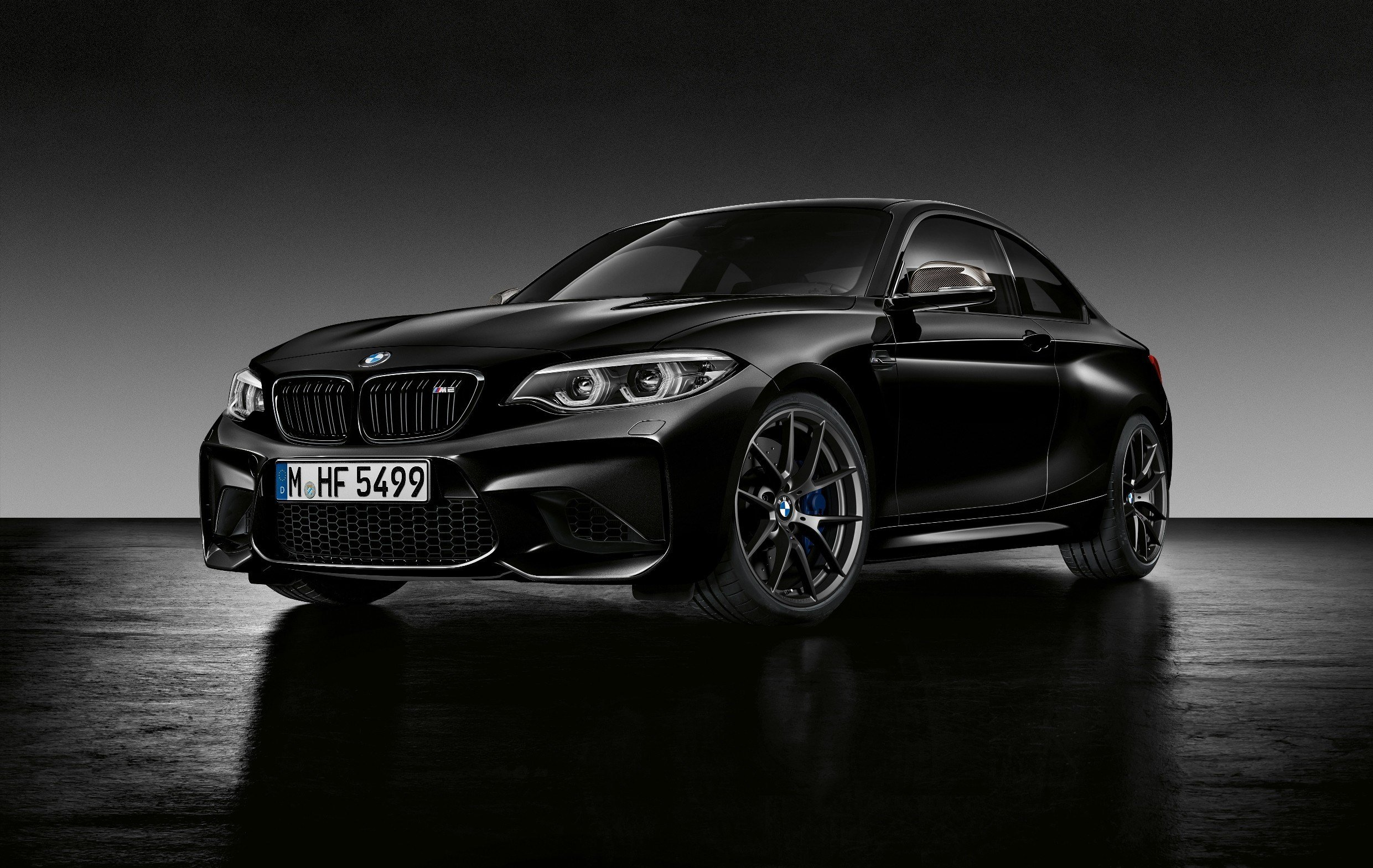 Latest 2018 Bmw M2 Gets The Edition Black Shadow Treatment Free Download