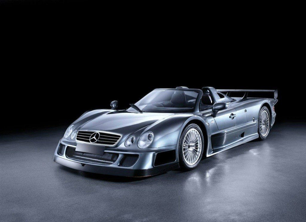 Latest Rare Mercedes Benz Clk Gtr Coupe And Roadster Up For Free Download