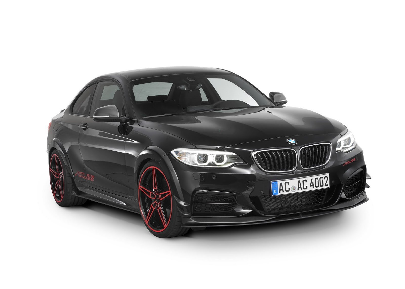 Latest The Acl2S Is Ac Schnitzer S 400 Hp Bmw M240I Autoevolution Free Download