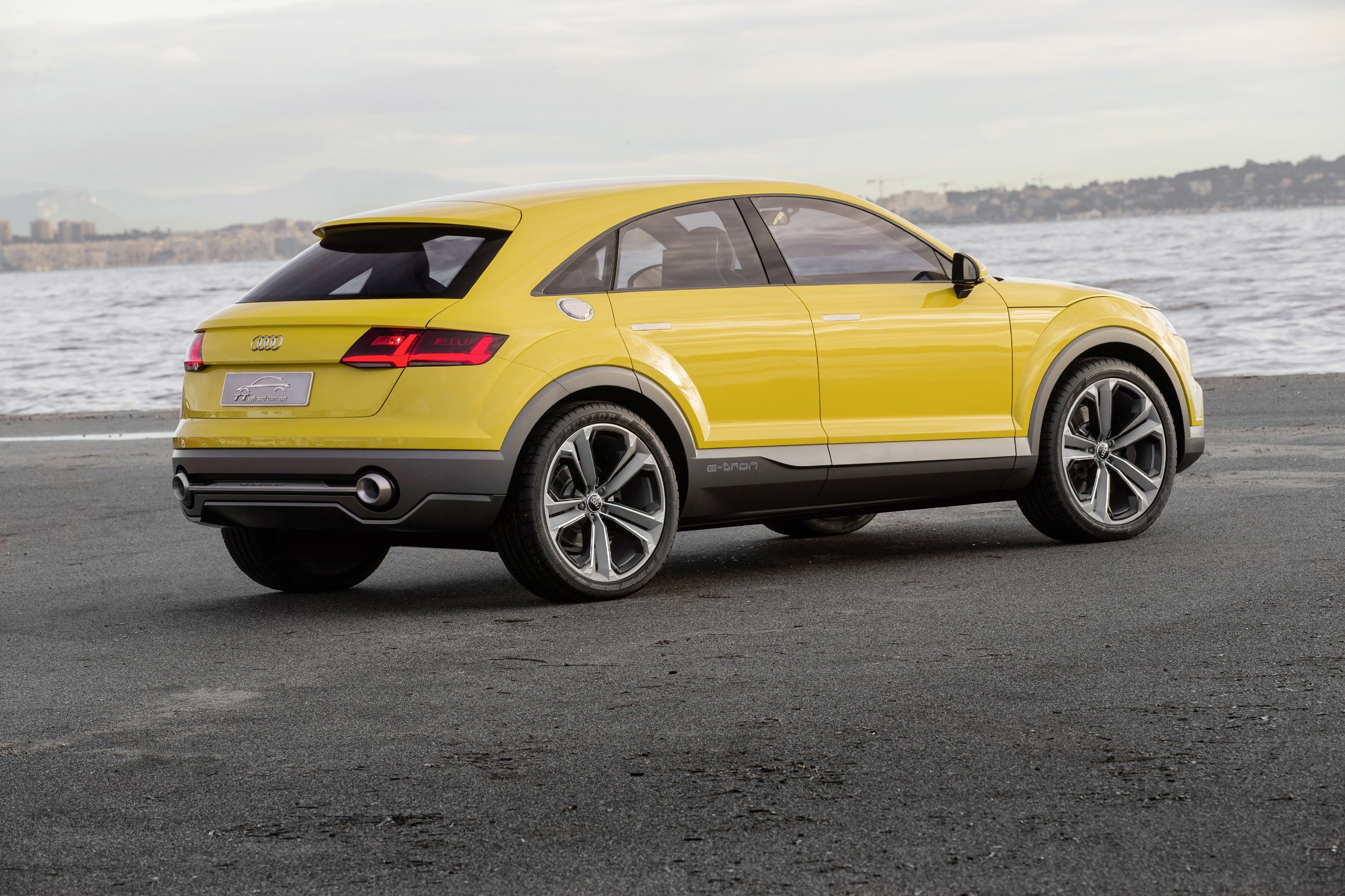 Latest Ttrio Audi Tt Coupe Offroad And Sportback Joined In Free Download