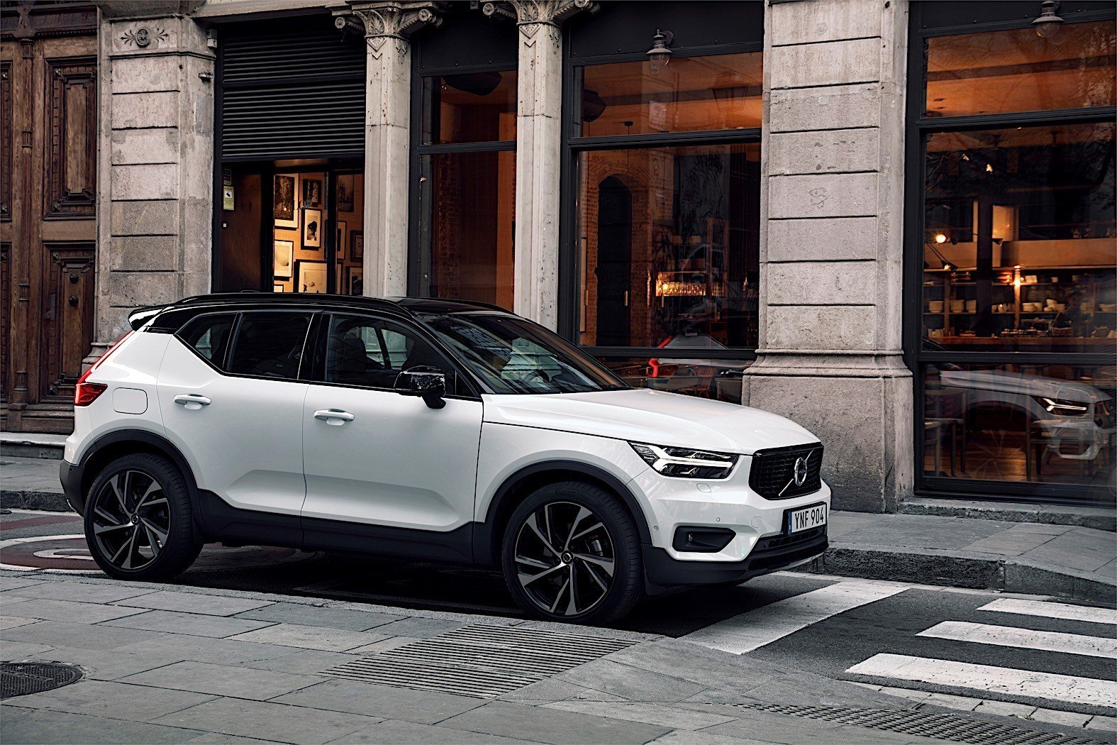 Latest Volvo Xc40 Named 2018 European Car Of The Year Autoevolution Free Download