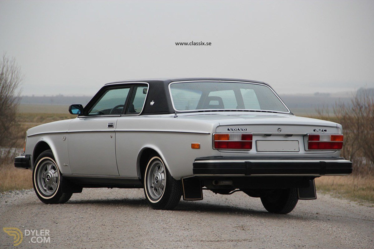 Latest Classic 1978 Volvo 262C Bertone Coupe For Sale 6262 Dyler Free Download