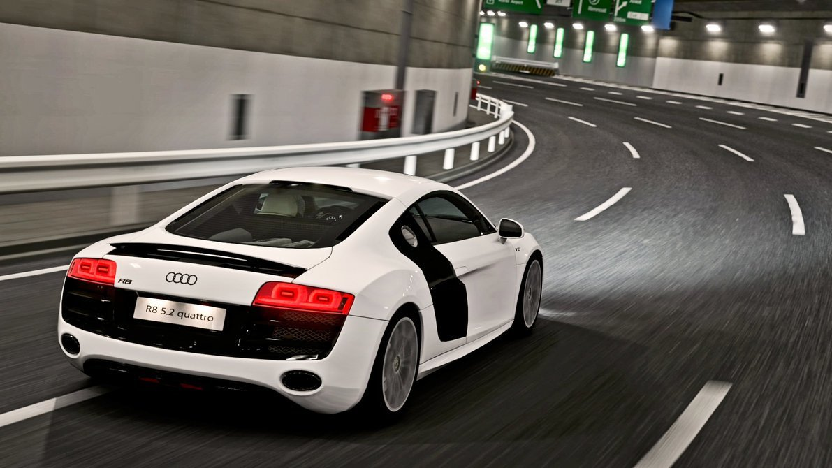 Latest Audi R8 V10 1080P Wallpaper By Emptysoulr35 On Deviantart Free Download