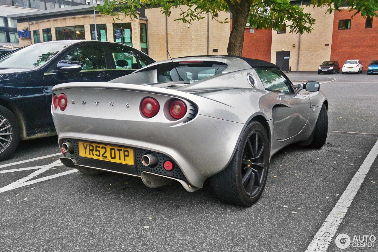 Latest Lotus Elise S2 111S 28 October 2015 Autogespot Free Download