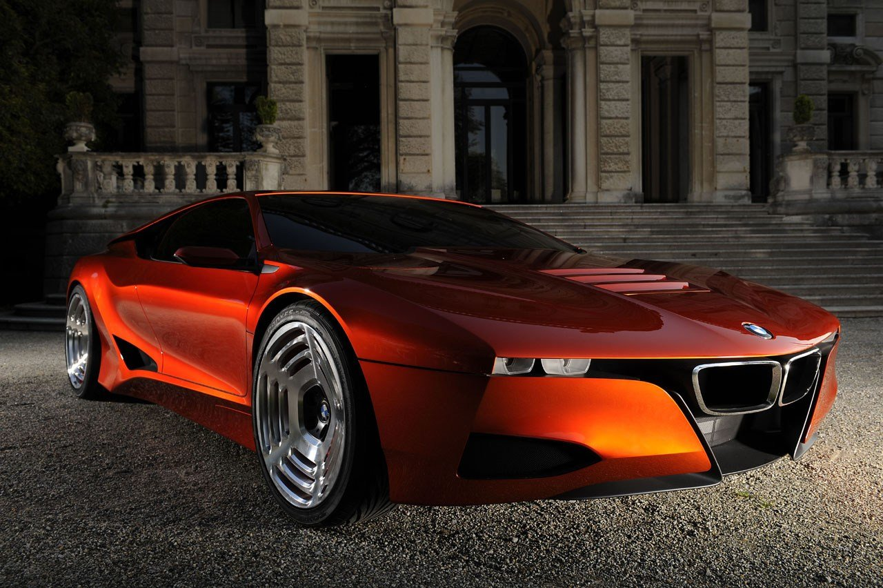 Latest New Bmw M1 Concept Hommage Officially Revealed It's Your Free Download