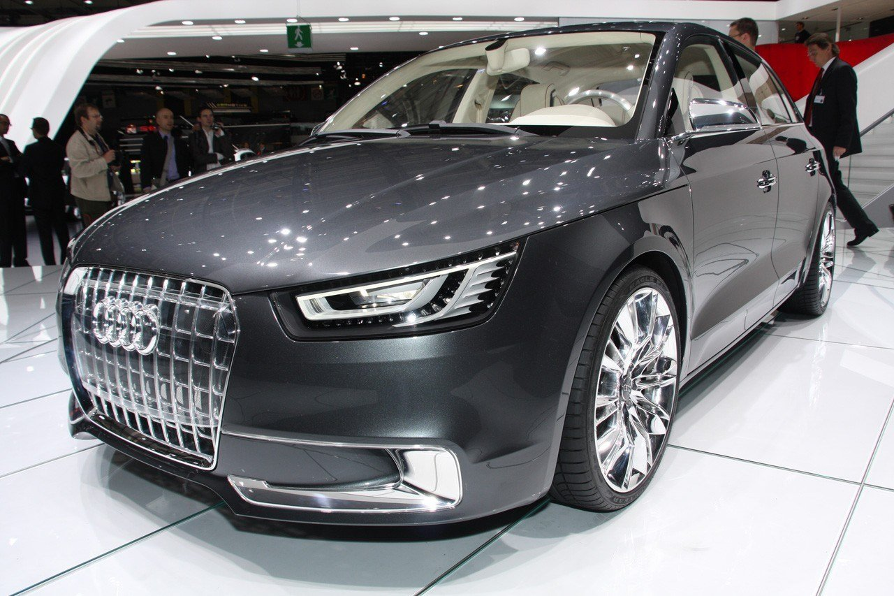 Latest Audi A1 It's Your Auto World New Cars Auto News Free Download