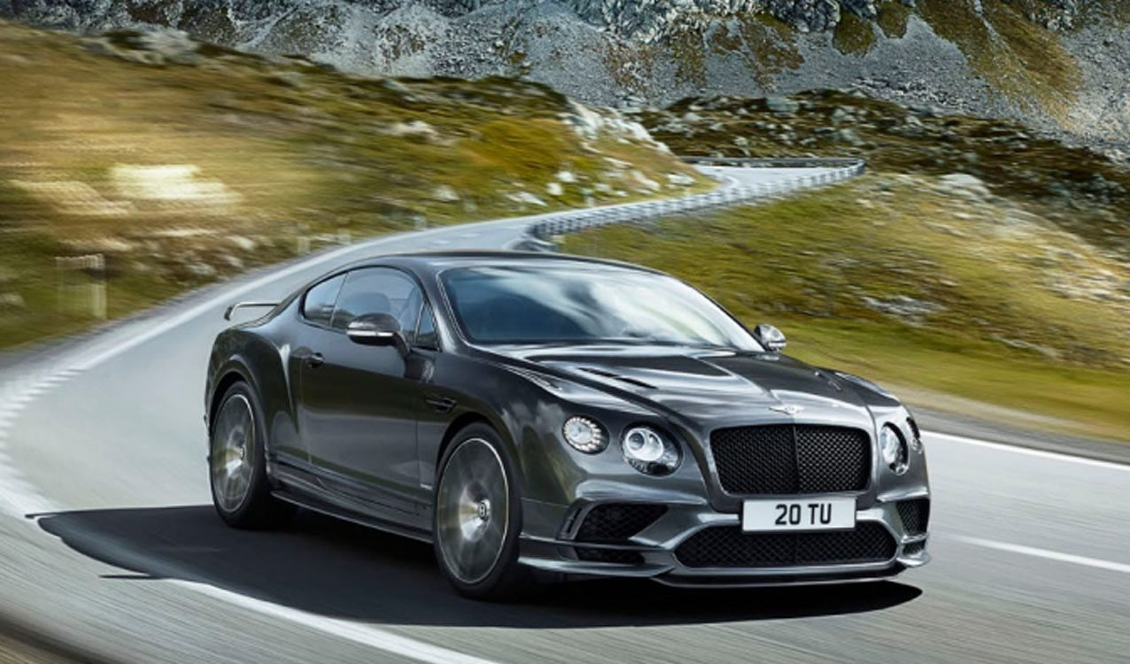 Latest 2018 Bentley Continental Supersports Confirmed Free Download
