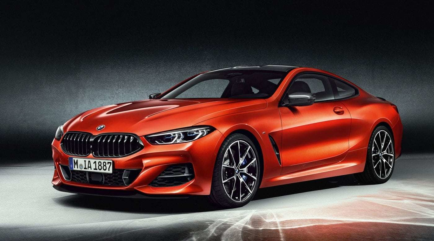 Latest All New 2019 Bmw 8 Series Coupe Finally Revealed Free Download