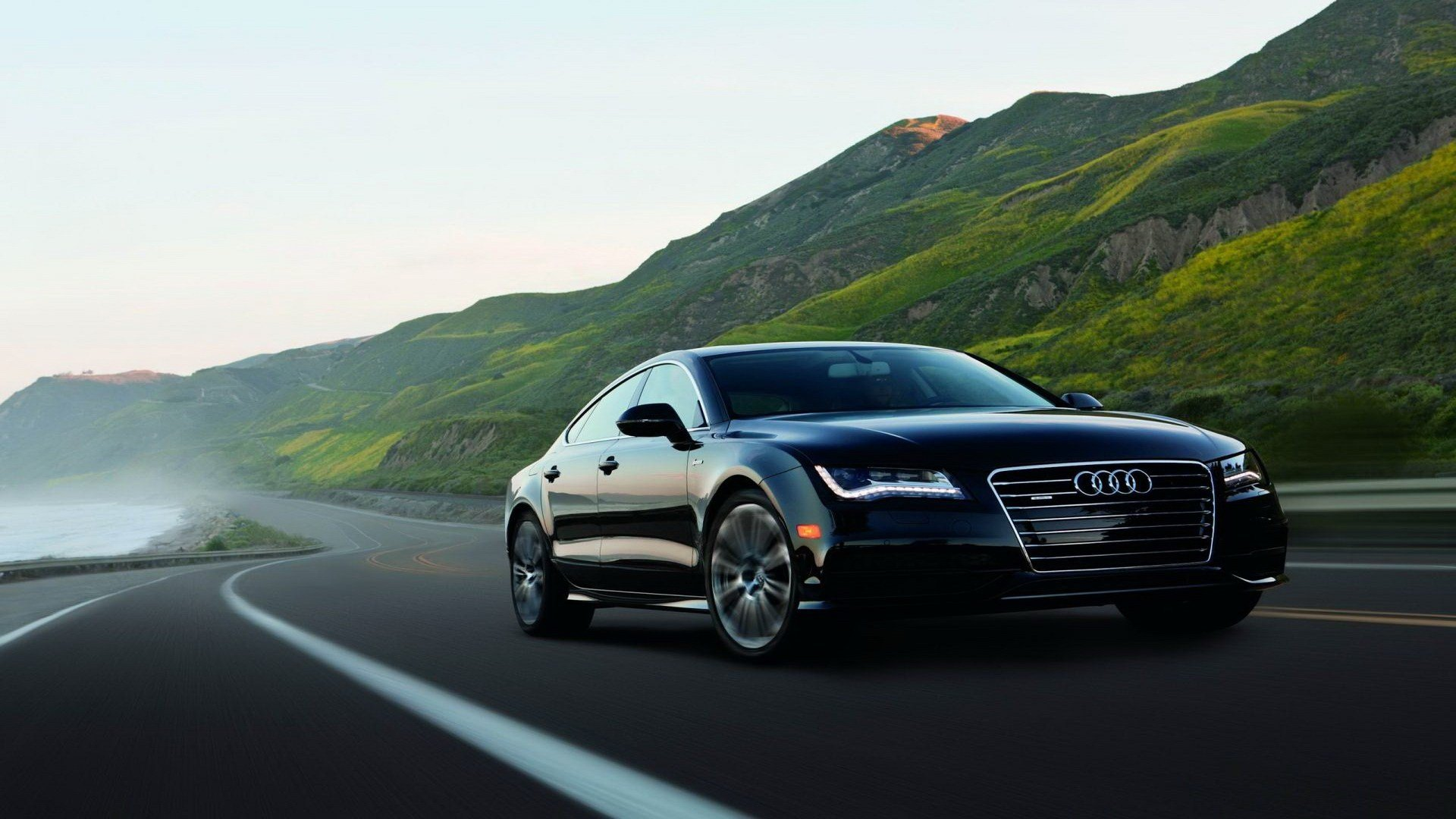 Latest Audi Wallpaper 1920X1080 Wallpapersafari Free Download