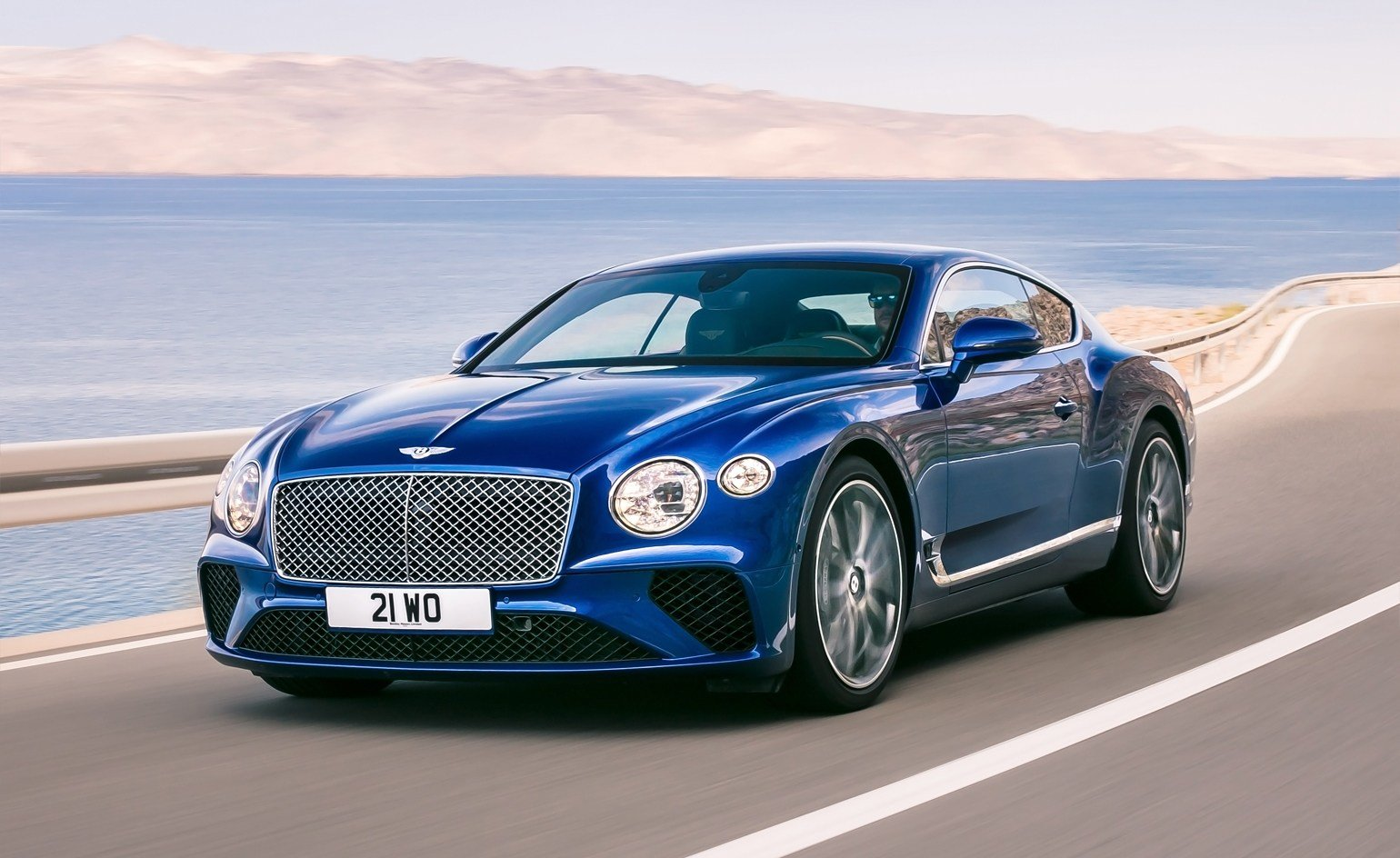 Latest Bentley's New Continental Gt Is A Complete Re Imagining Free Download