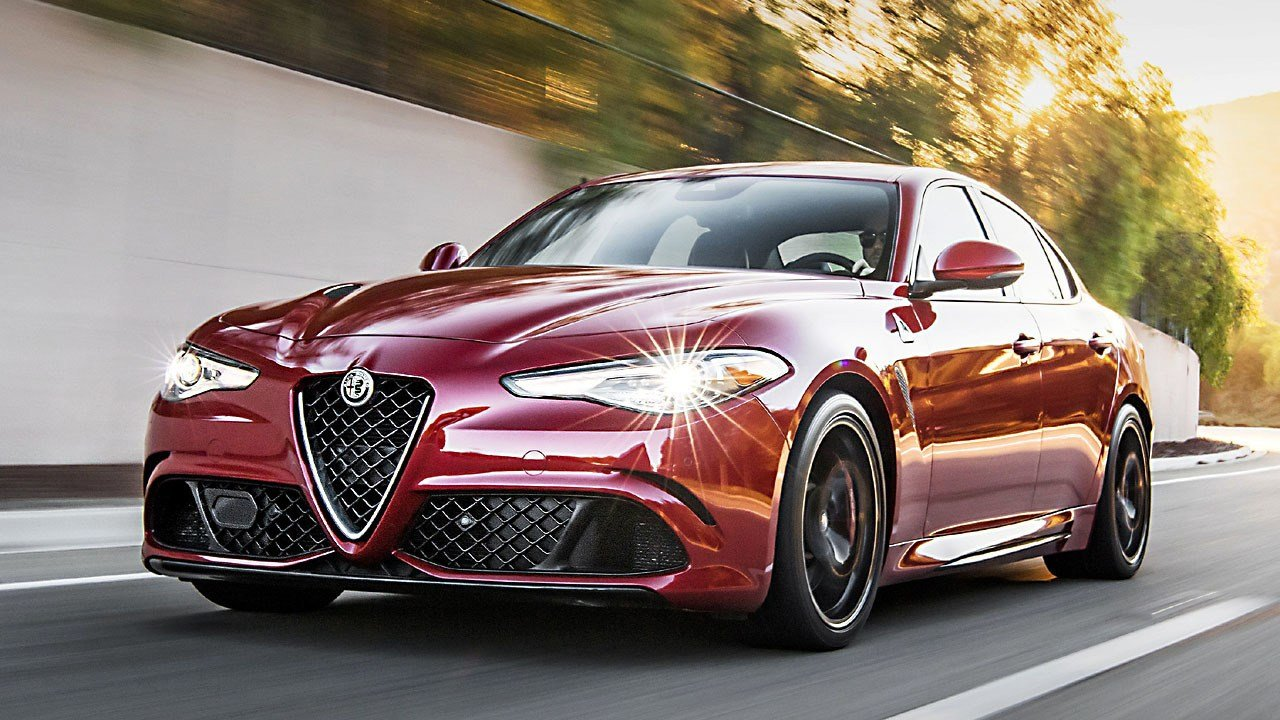 Latest Alfa Romeo Giulia Named Motor Trend Car Of The Year Free Download