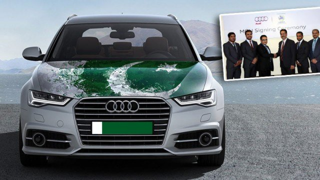 Latest Audi Pakistan Partners With Bankislami To Facilitate Free Download