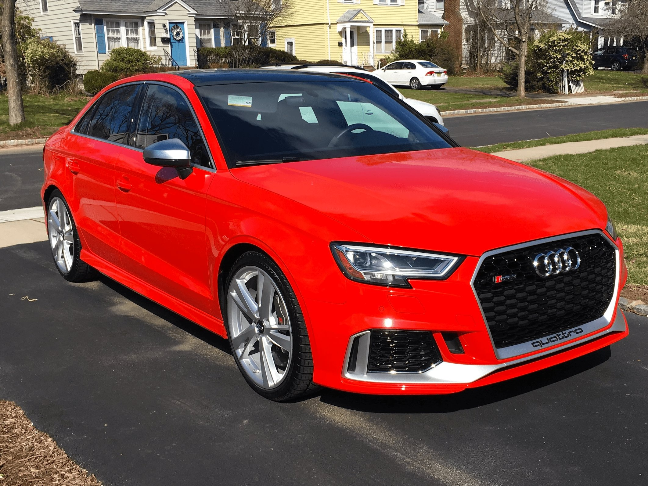 Latest We Drove A 67 000 Audi Rs3 To See If It S Ready To Take Free Download