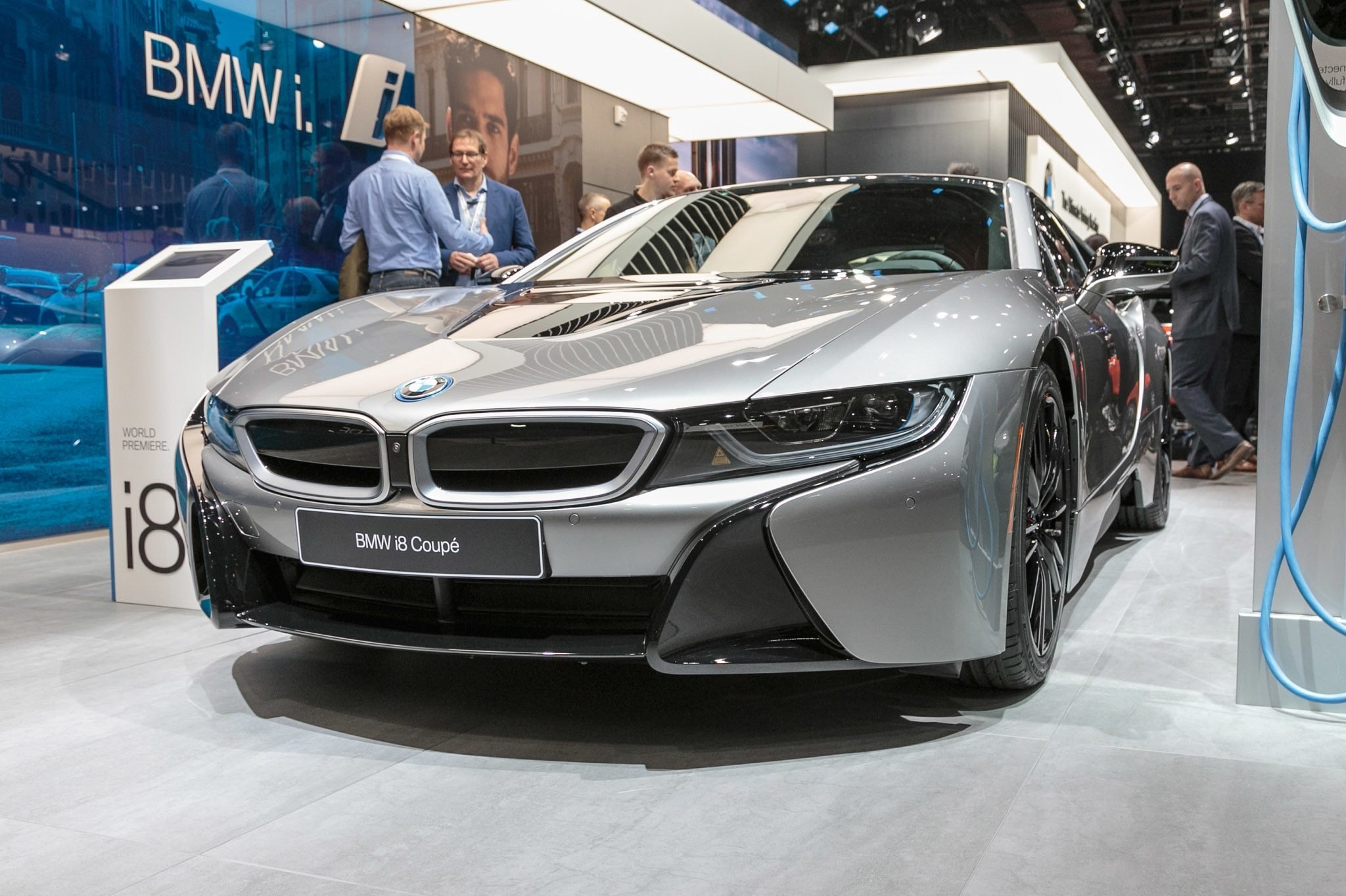Latest 2019 Bmw I8 Coupe And Roadster First Edition Debut In Free Download