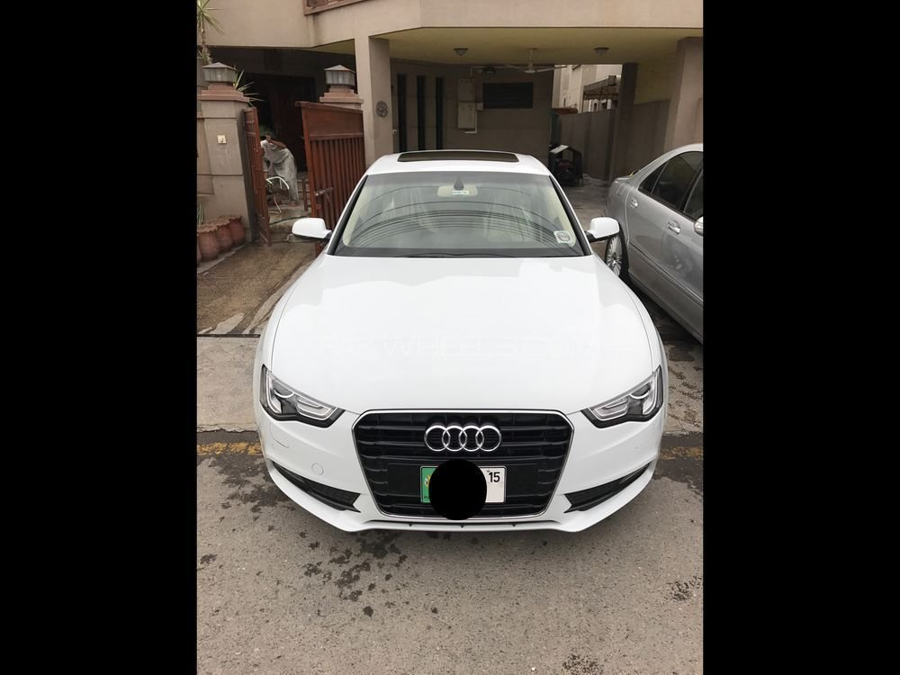 Latest Used Audi A5 For Sale At Victory Lahore Showroom In Free Download