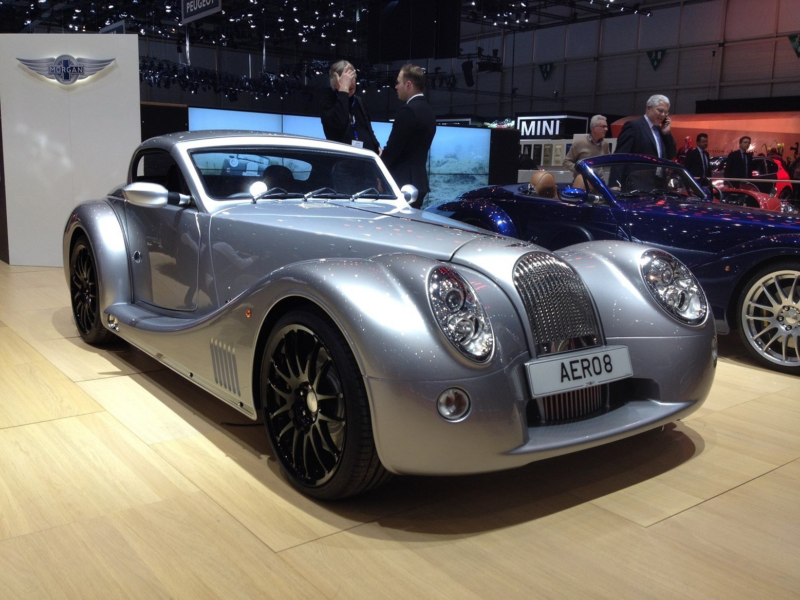 Latest Morgan Aero 8 Gets A Reboot And A Price Cut Car Magazine Free Download