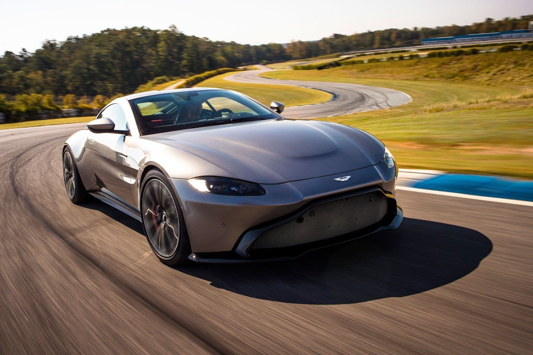 Latest The New 2018 Aston Martin Vantage Revealed In Pictures Free Download