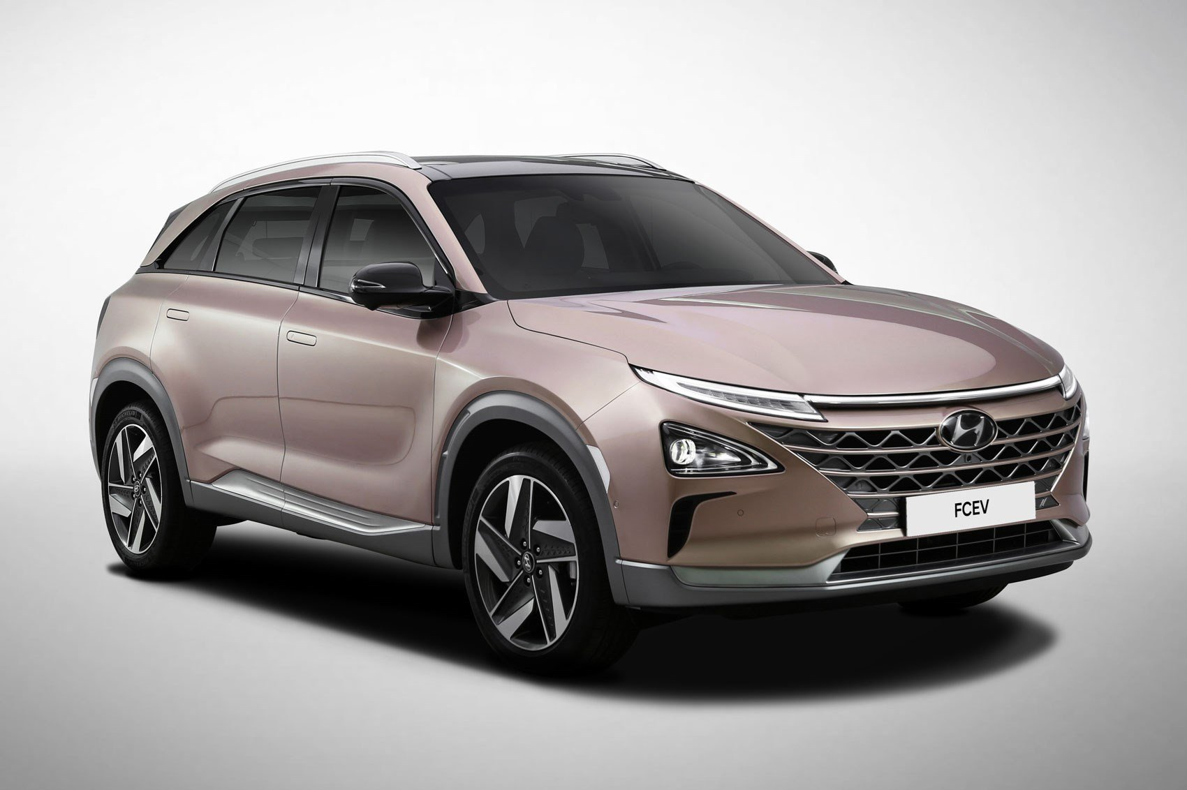 Latest New Hyundai Nexo Hydrogen Suv Heading For Uk In January Free Download