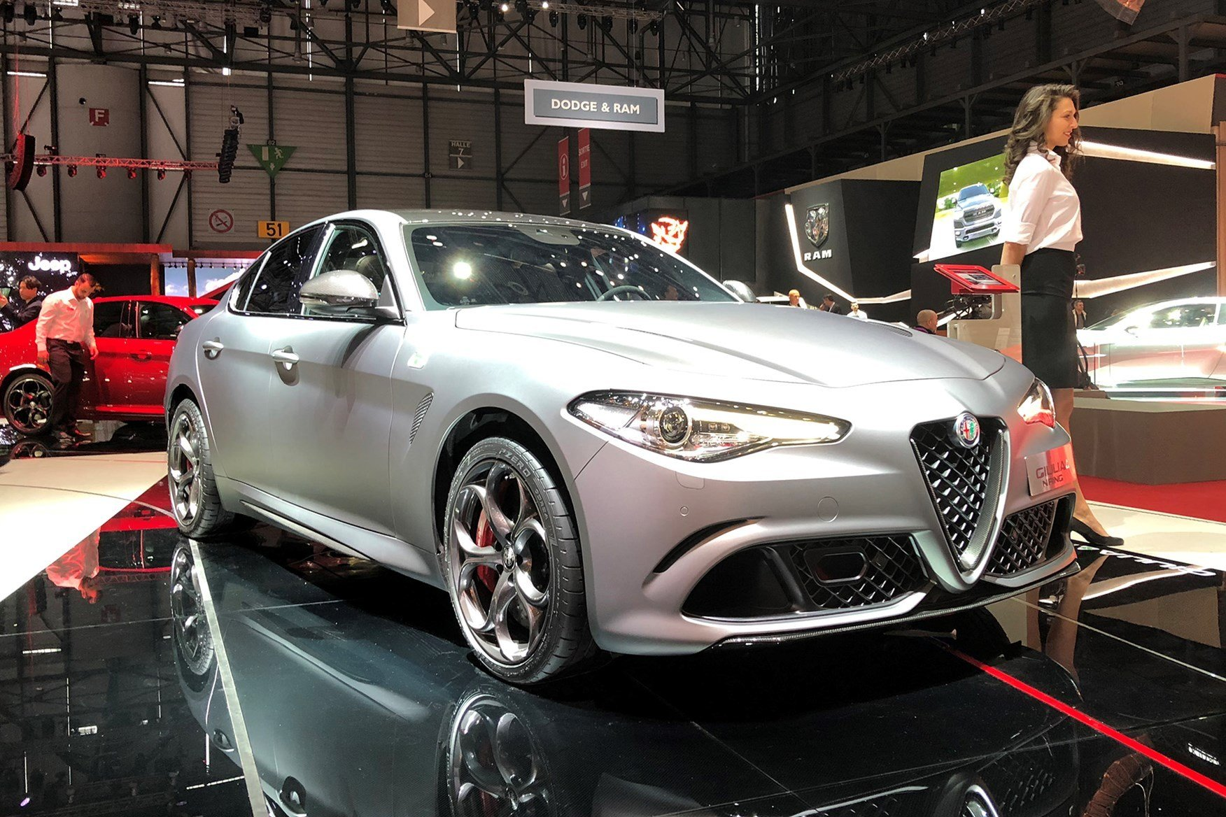 Latest Alfa Romeo Stelvio And Giulia Nring Editions News Specs Free Download