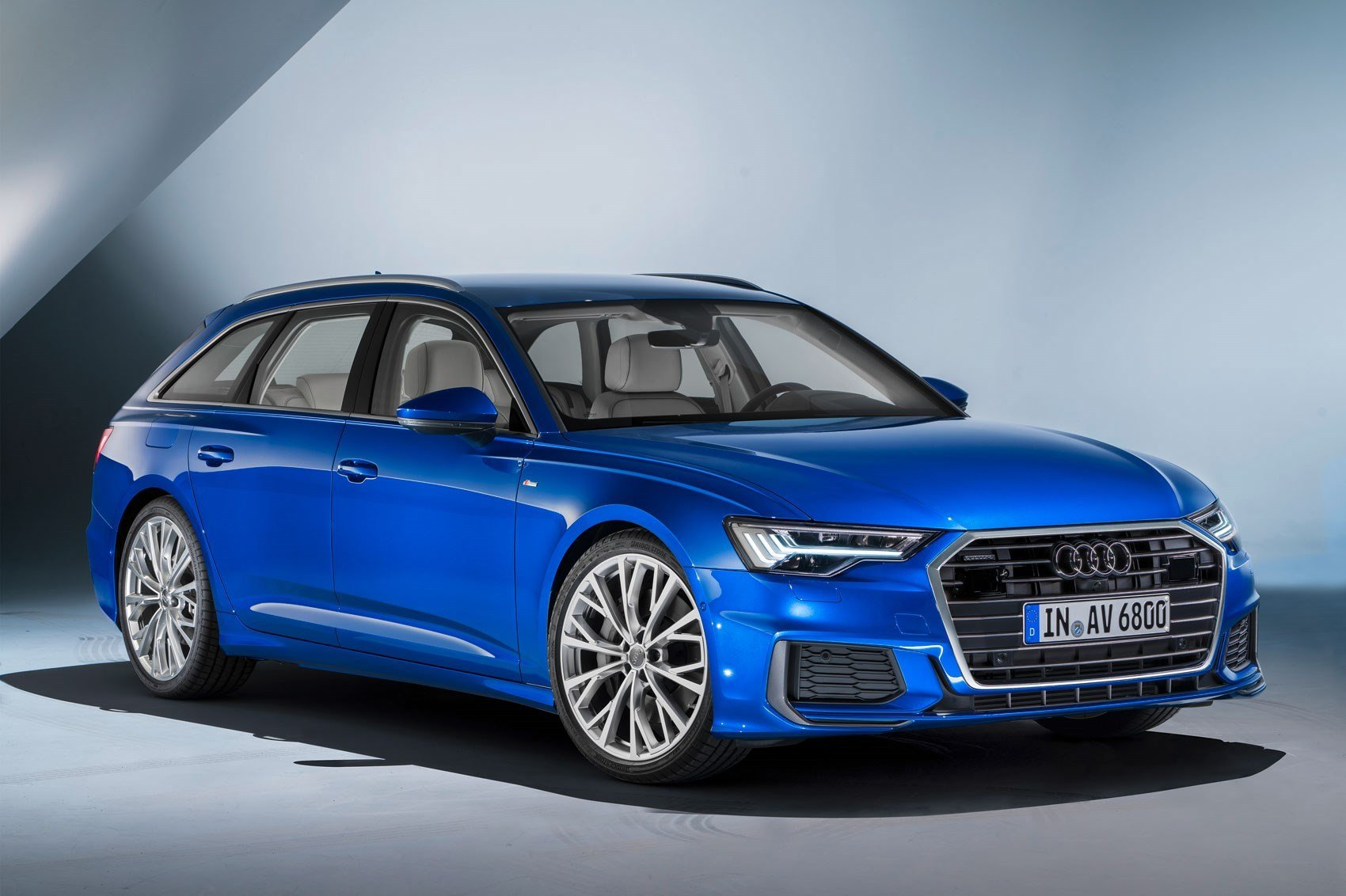 Latest Gaining An Avant Age New Audi A6 Avant Estate Is Here Free Download