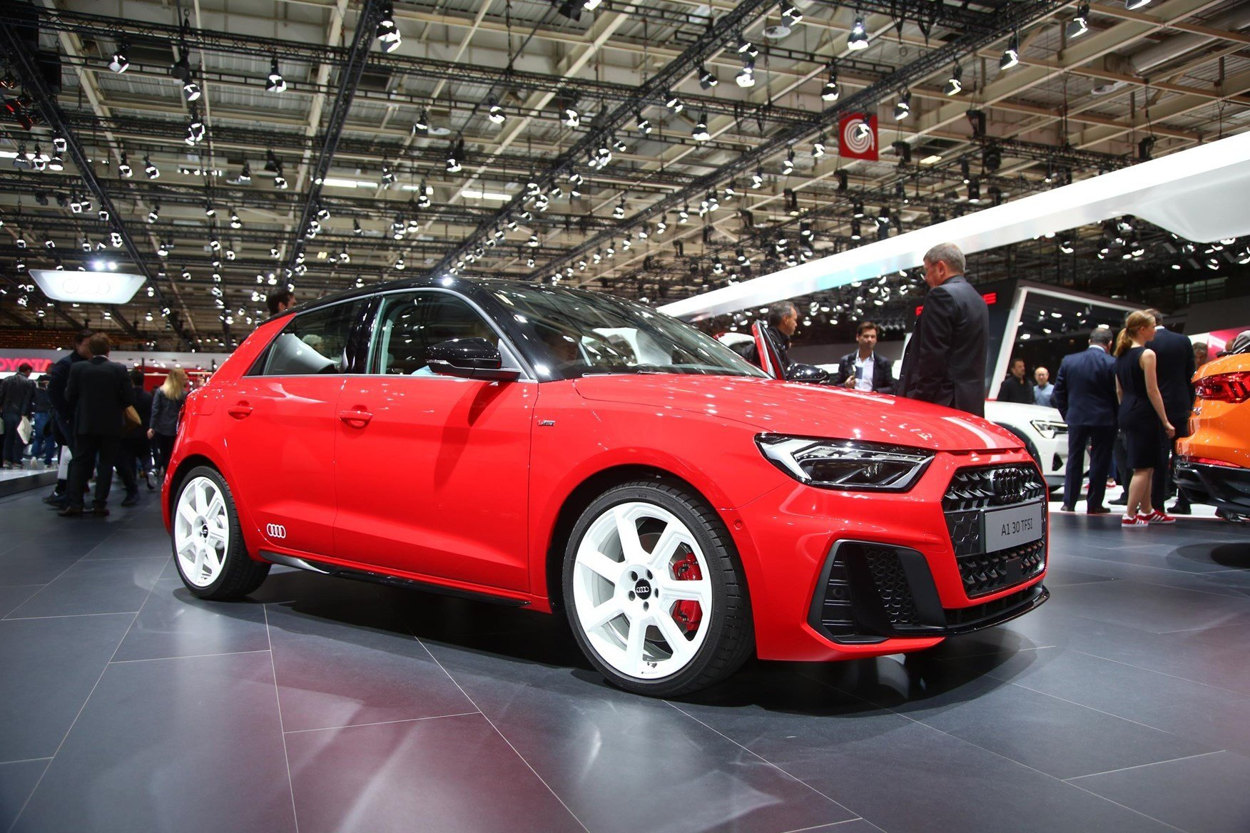 Latest New Audi A1 Everything You Need To Know Car Magazine Free Download
