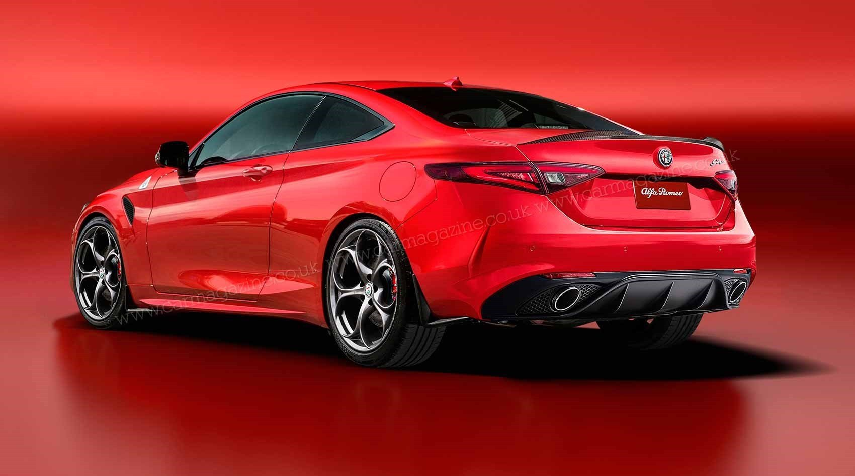 Latest New Alfa Romeo Gtv Could Be Shown At Geneva Car Magazine Free Download
