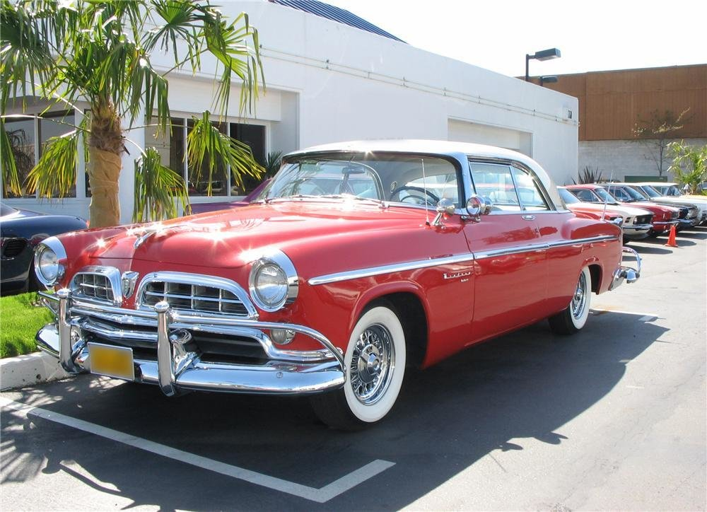 Latest Classic Cars 1955 Chrysler Windsor Svms Times Free Download