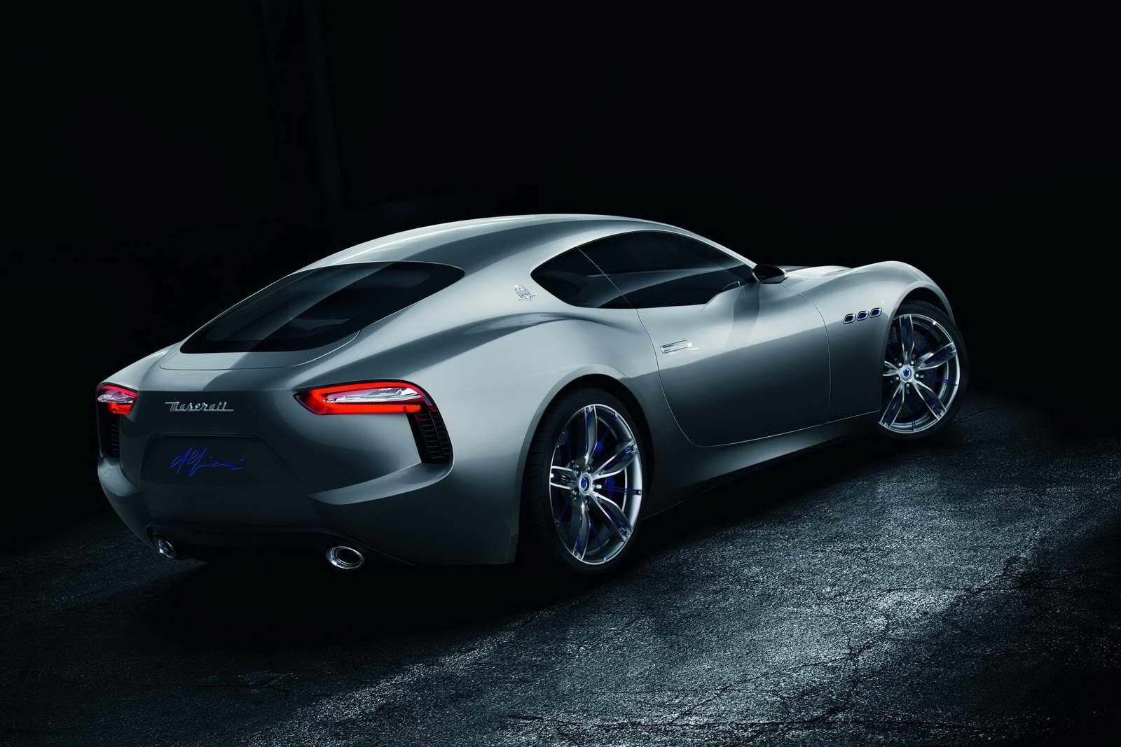Latest Maserati Alfieri Coming To Wow Sports Car L*V*Rs Free Download