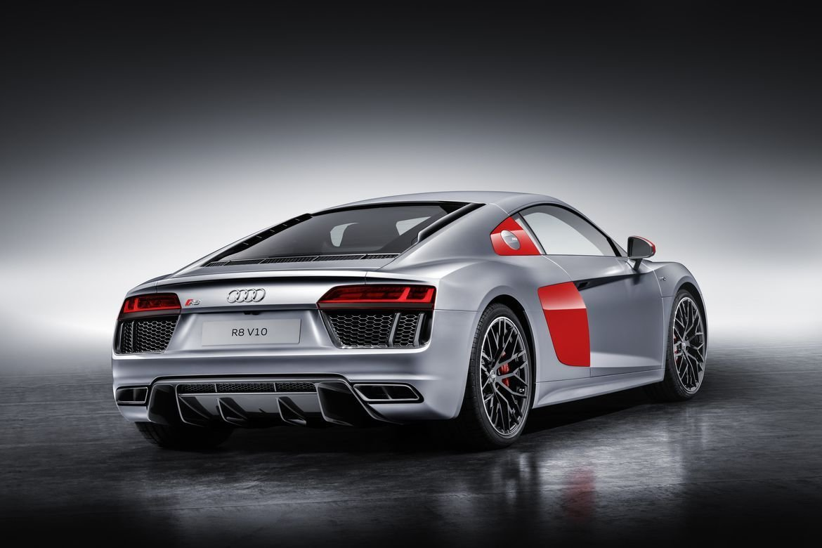 Latest 2018 Audi R8 Gets New Audi Sport Limited Edition Model Free Download
