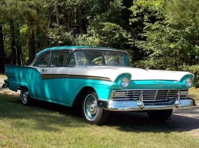 Latest 1957 Ford Fairlane For Sale Near Cadillac Michigan 49601 Free Download