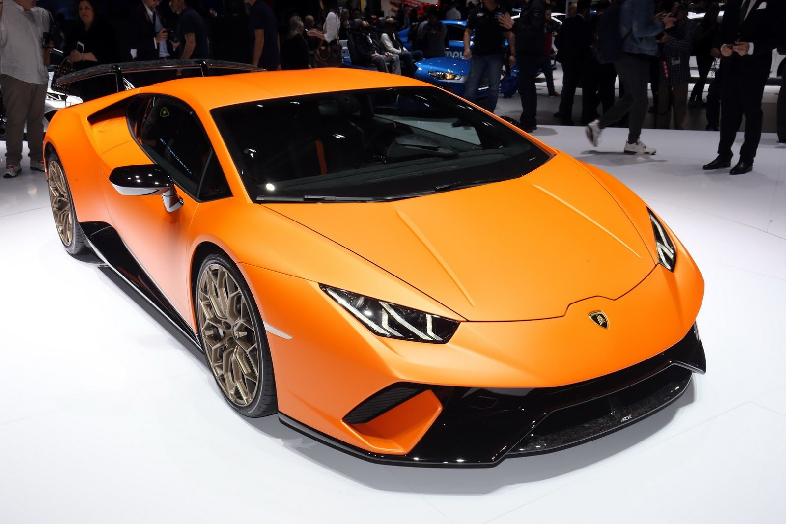 Latest Lamborghini S New Huracan Performante Wants To Be The New Free Download