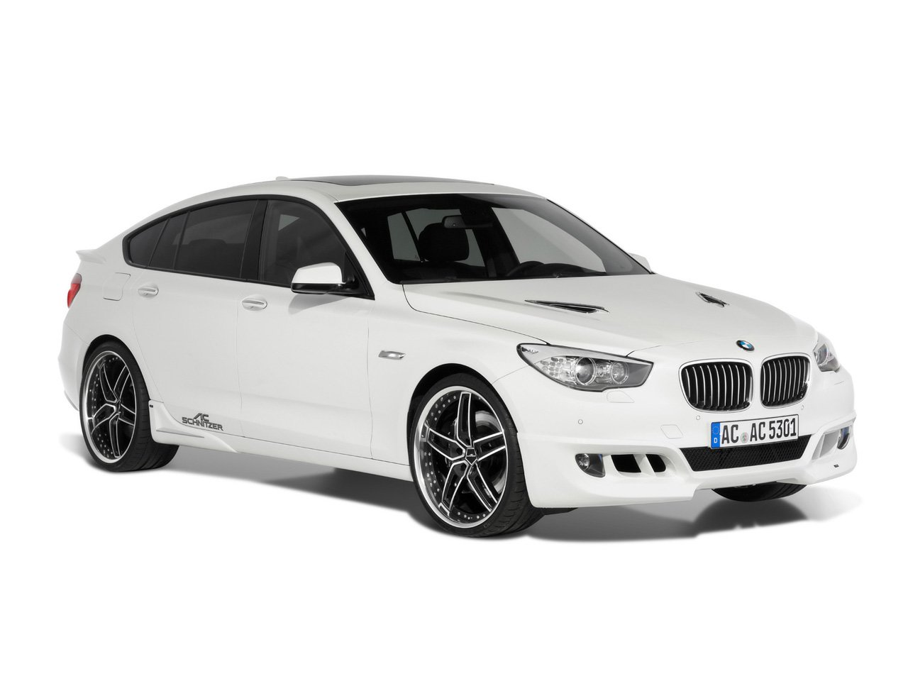Latest 2010 Ac Schnitzer 5 Series Gt Bmw F07 Wallpapers Auto Free Download