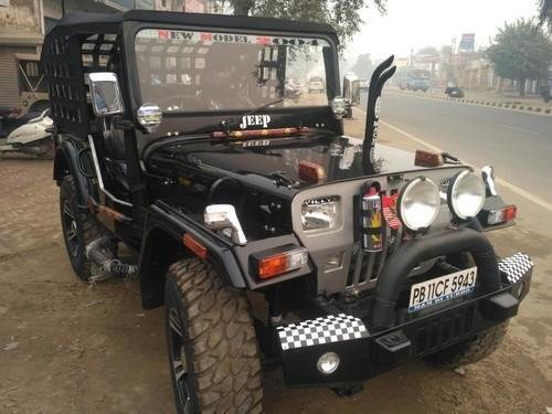 Latest Modifed Mahindra Jeep At Rs 325000 Piece Modified Jeeps Free Download