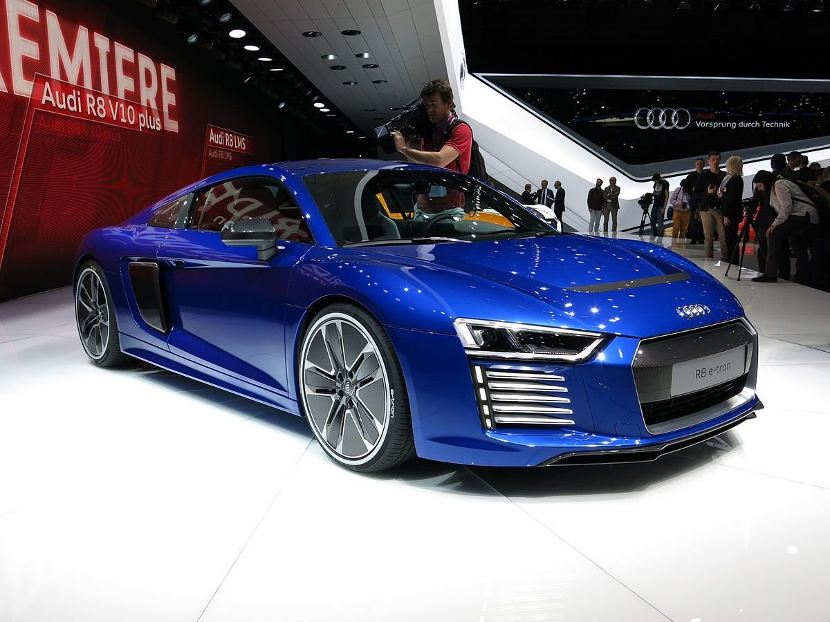 Latest Audi R8 Wikipedia Free Download