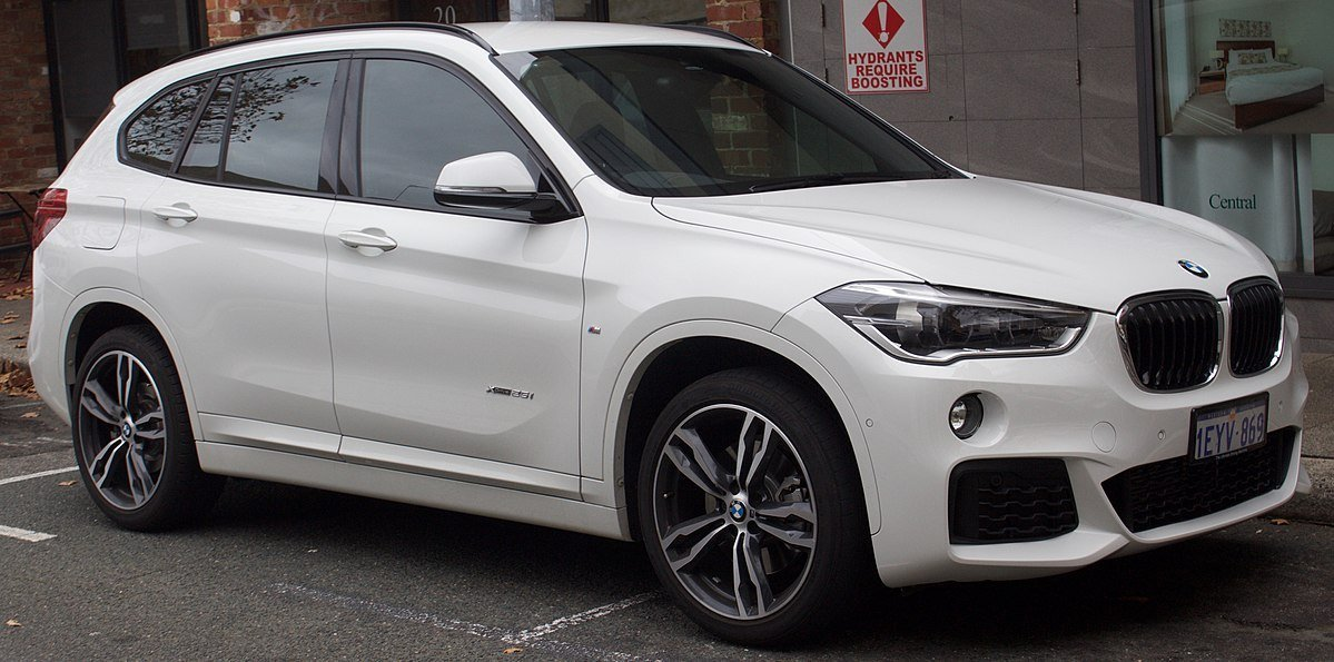 Latest Bmw X1 Wikipedia Free Download