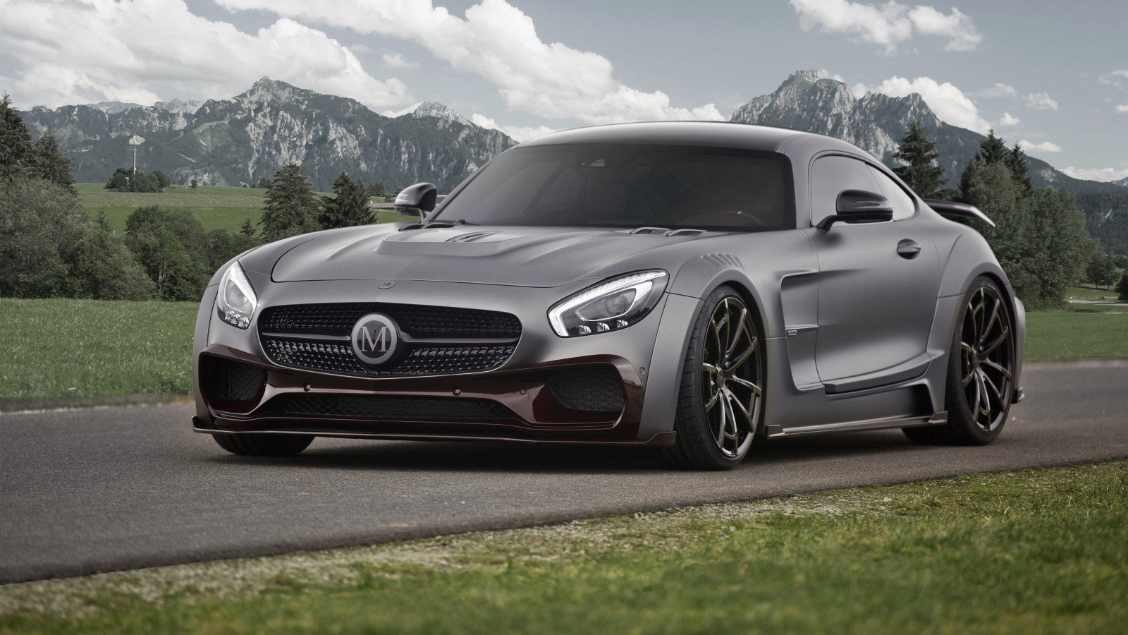 Latest 2016 Mansory Mercedes Amg Gt S Wallpaper Hd Car Free Download