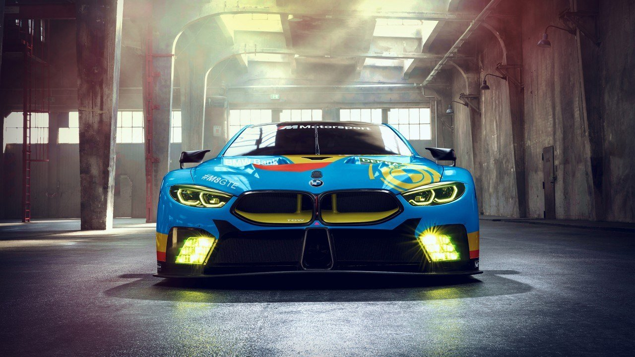 Latest Bmw M8 Gte 2018 2 Wallpaper Hd Car Wallpapers Id 9273 Free Download