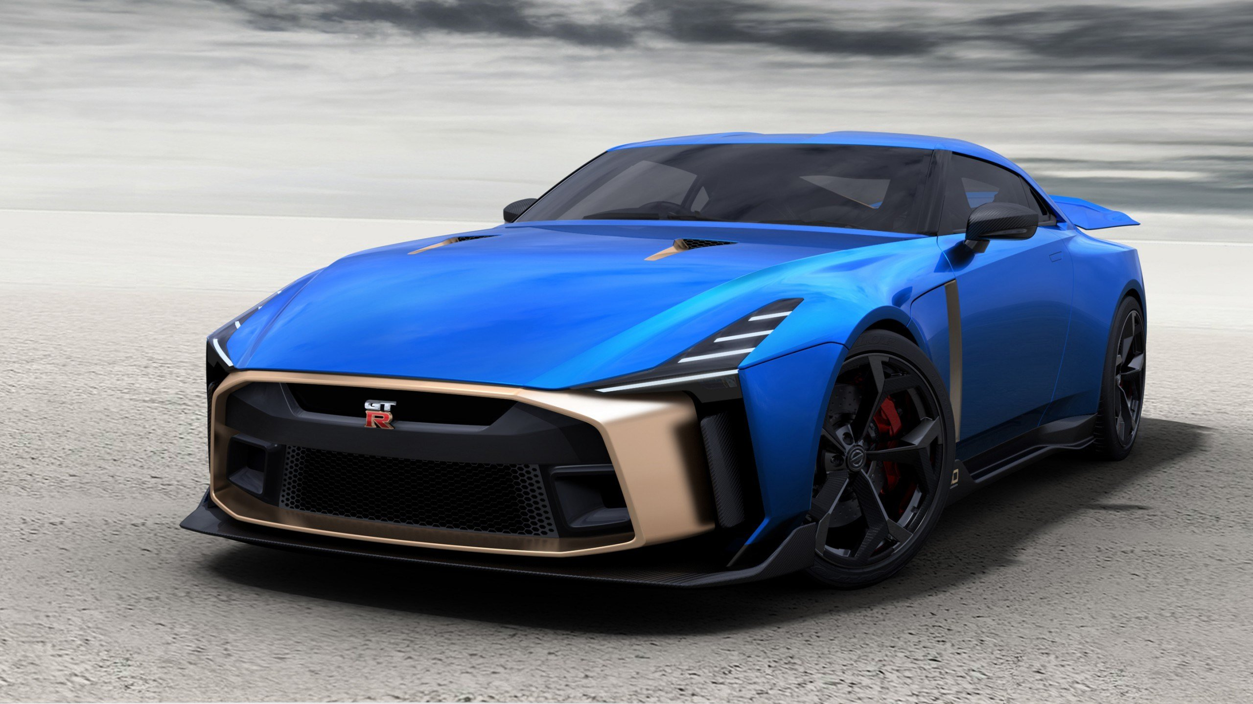 Latest Nissan Gt R50 2019 Wallpaper Hd Car Wallpapers Id 11677 Free Download