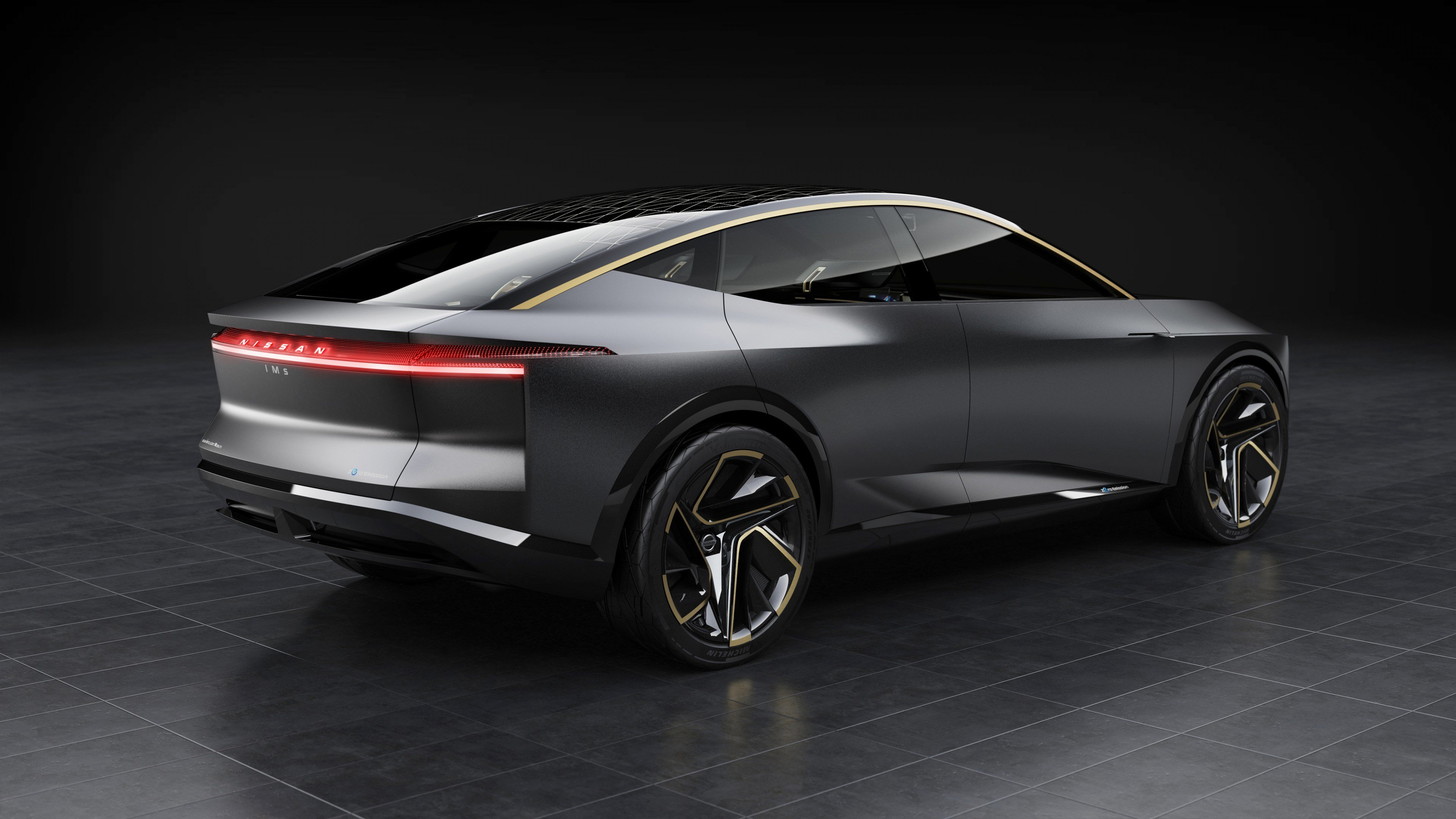 Latest Nissan Ims Concept 2019 4K 3 Wallpaper Hd Car Wallpapers Free Download