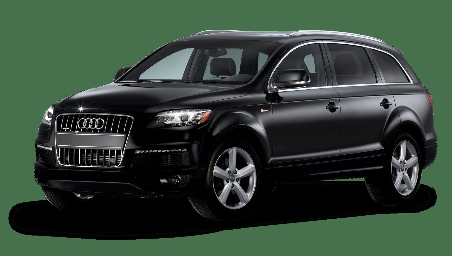 Latest Audi Q7 Car Png Image Pngpix Free Download