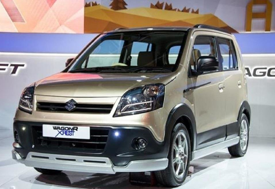 Latest Maruti Wagonr Crossover India Launch Price Specs Images Free Download