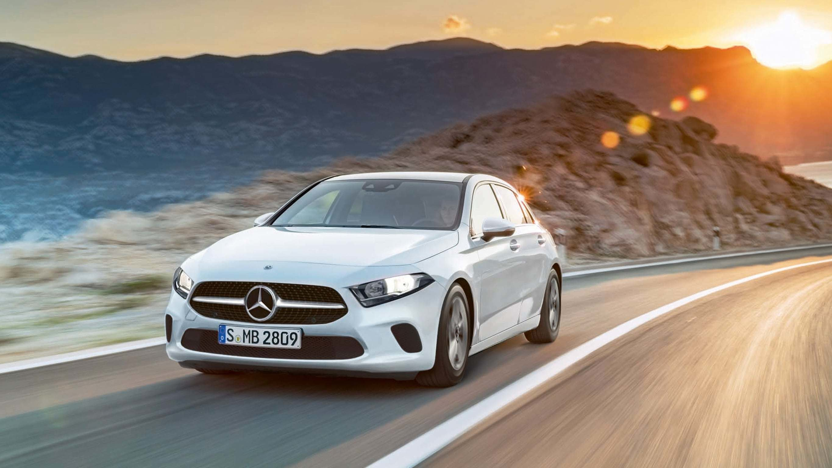 Latest Mercedes Benz A Class Free Download