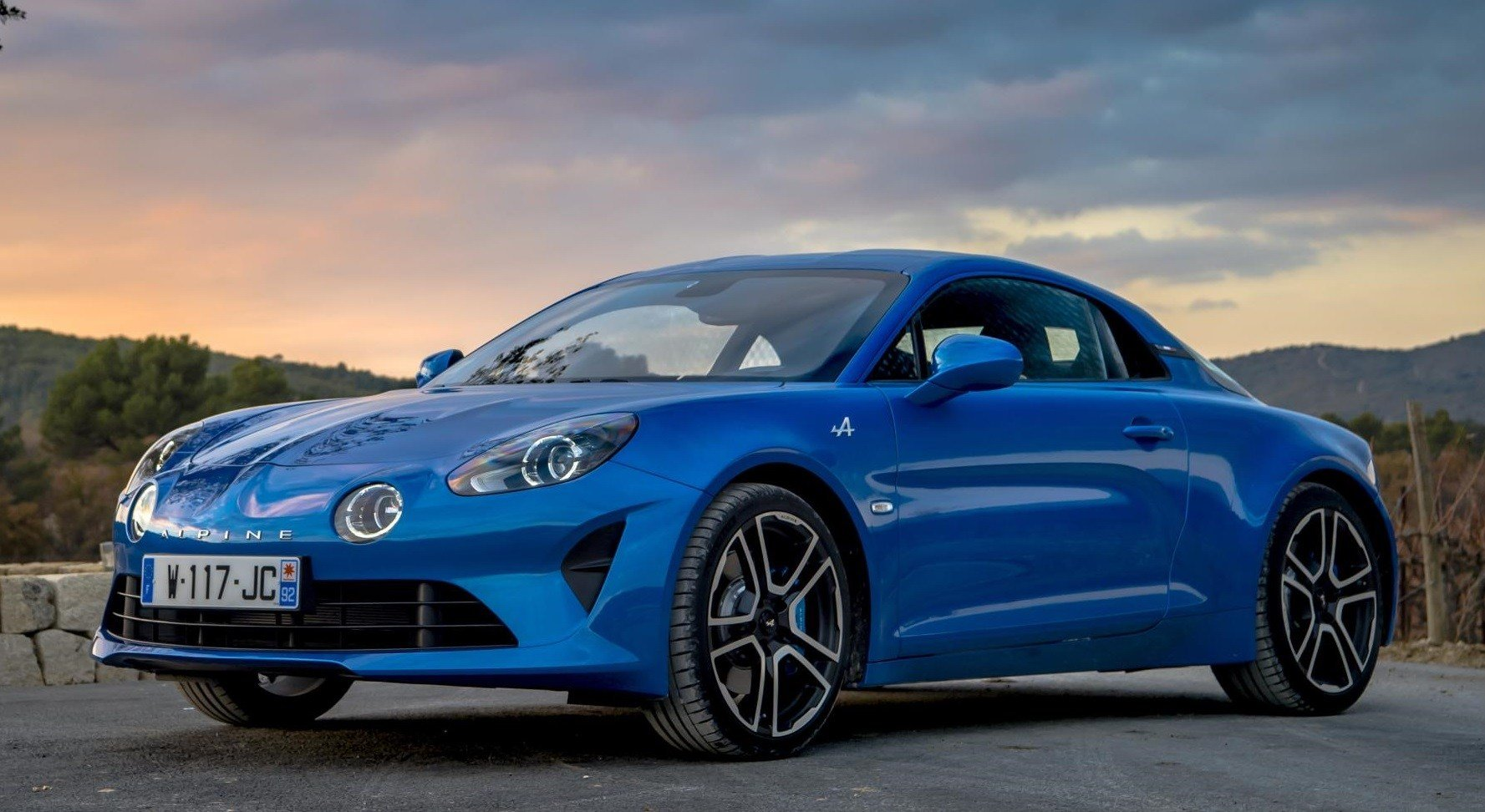 Latest Alpine A110 Named Most Beautiful Car Of 2017 Free Download