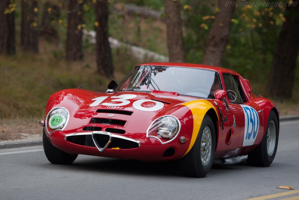 Latest 1965 1966 Alfa Romeo Giulia Tz2 Images Specifications Free Download
