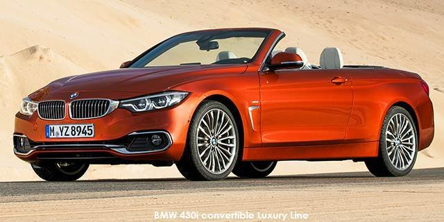 Latest Bmw 4 Series 430I Convertible M Sport Sports Auto Specs In Free Download