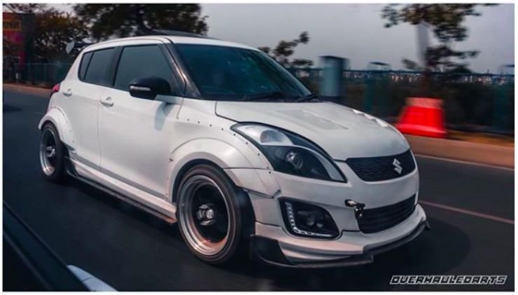 Latest 10 Modified Low Rider Cars From India Maruti Swift To Free Download